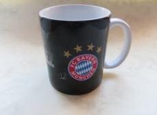 Die Bayern München Kaffeetasse
