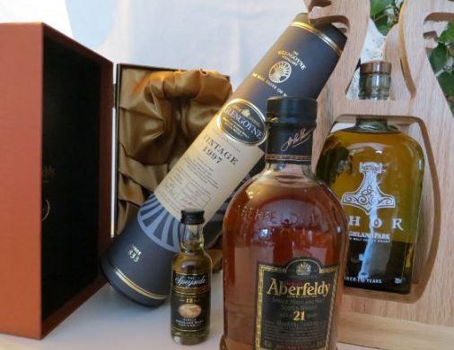 Whisky für Anfänger