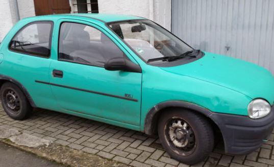 Gebrauchtwagen Opel Corsa gefunden auf Mobile